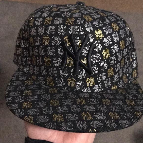 New York is rare fitted hat. M 5a8cc0205521be96fa855411 5ada0f5137a